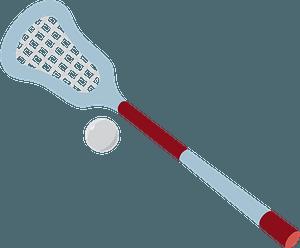 Lacrosse rocket clipart