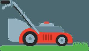 Lawn mower clipart
