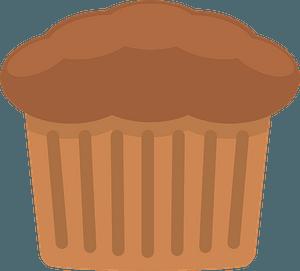 Muffin clipart