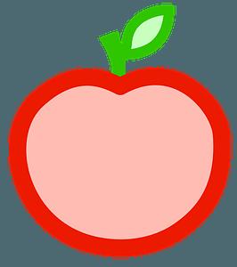 Apple clipart