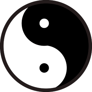 Yin-Yang clipart