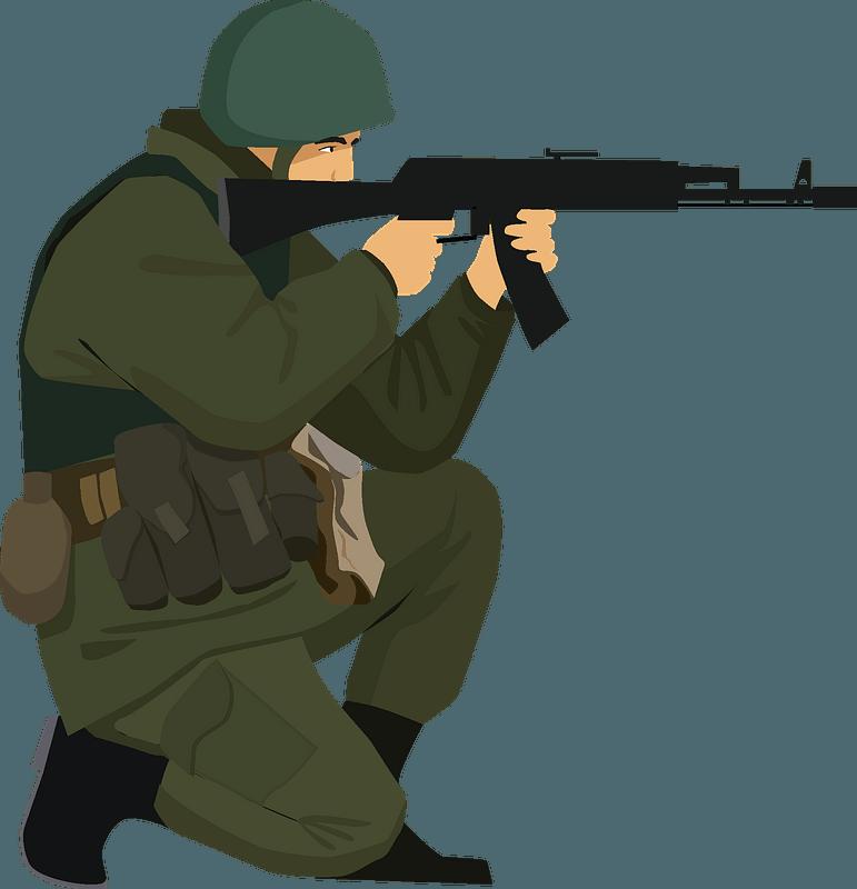 Soldier Clip Art