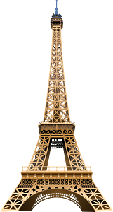 Eifel tower clipart