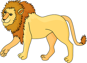 Lion 클립 아트