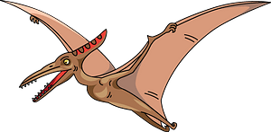 Pterodactyl clipart