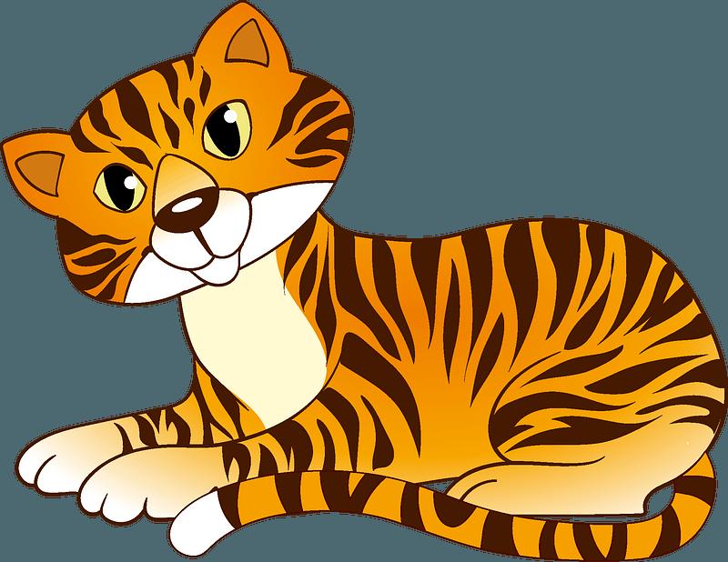 Tiger Clipart Free Download Transparent Png Creazilla
