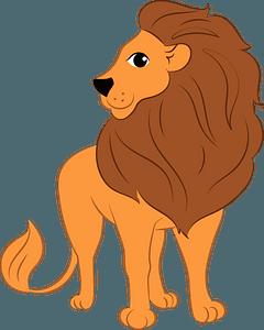 狮子 剪贴画