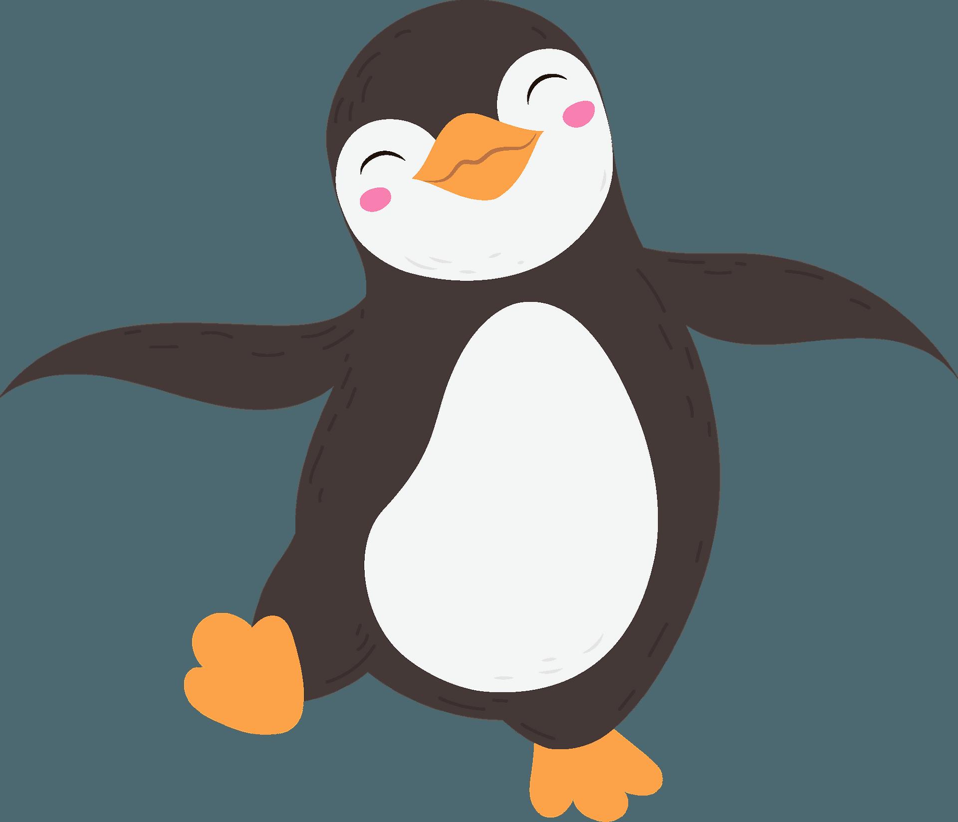 Penguin clipart. Free download transparent .PNG   Creazilla