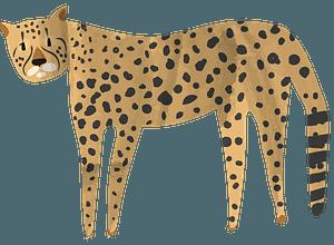 Cheetah 클립 아트