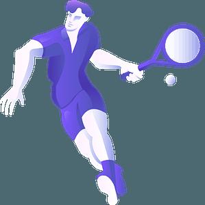 Tennis immagine clipart