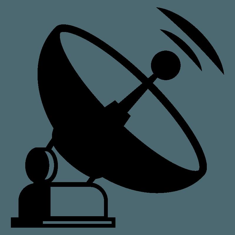 Satellite Dish SVG Satellite Dish Clipart Satellite Dish   Etsy