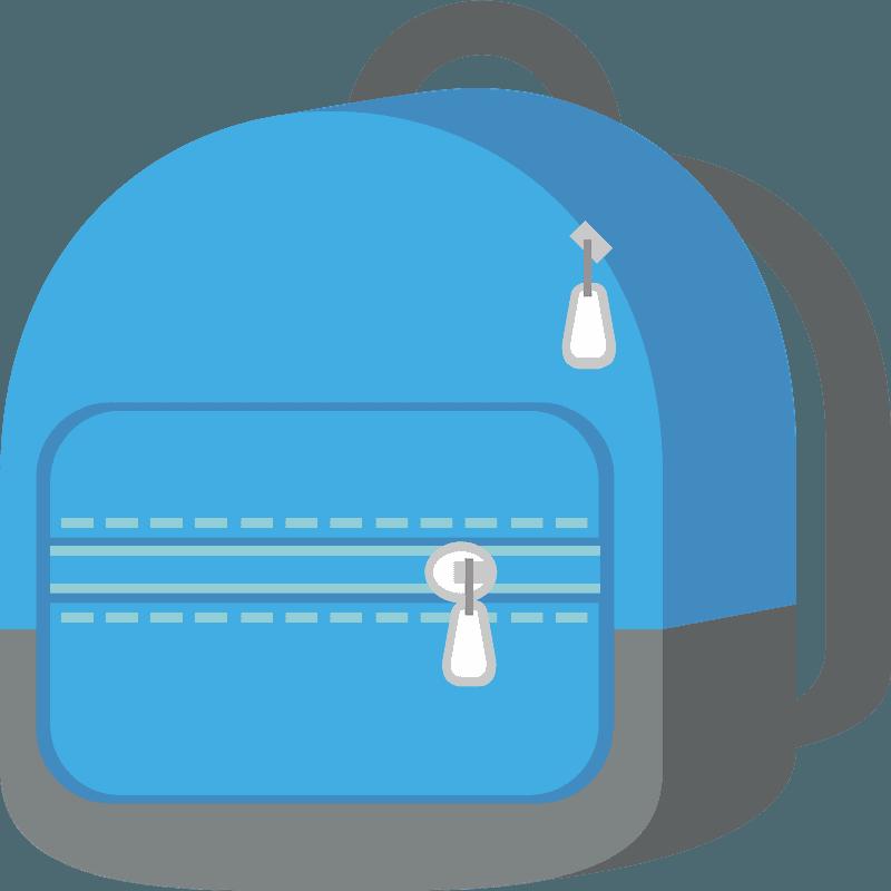 Schulranzen Clipart Kostenloser Download Creazilla