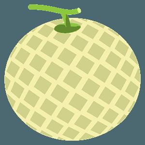 Melon emoji clipart