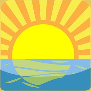 Sunrise emoji clipart
