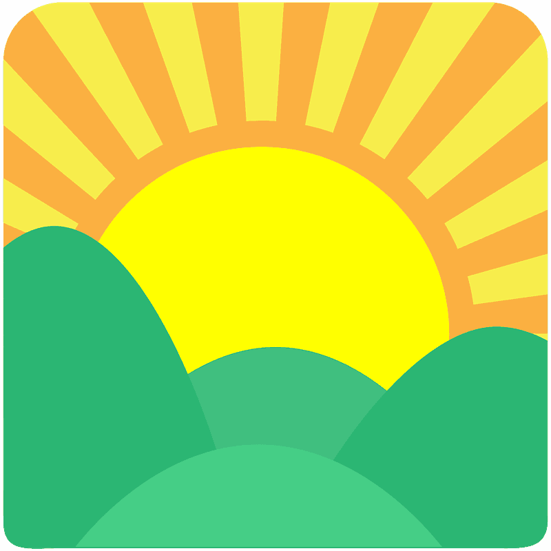 Clipart Sunrise At Getdrawings - Travel And Tour Logo Free, Cliparts &  Cartoons - Jing.fm