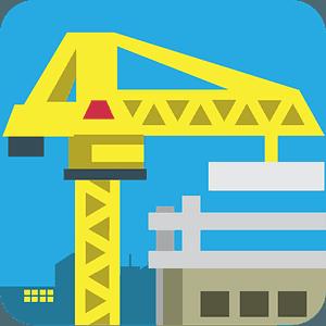 Building construction emoji clipart