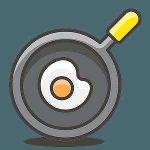 Cooking emoji clipart