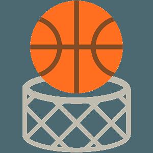 Basketball emoji clipart