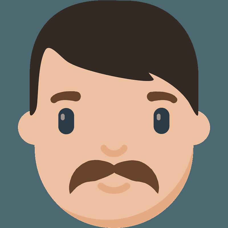 Man Emoji Clipart Free Download Transparent Png Creazilla