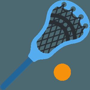 Lacrosse emoji clipart
