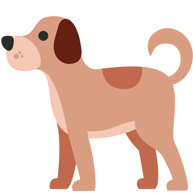 Dog Emoji Clipart Free Download Transparent Png Creazilla