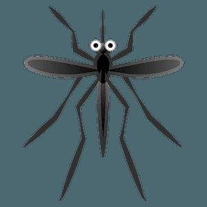 Mosquito emoji clipart