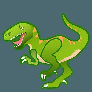 T-Rex emoji clipart