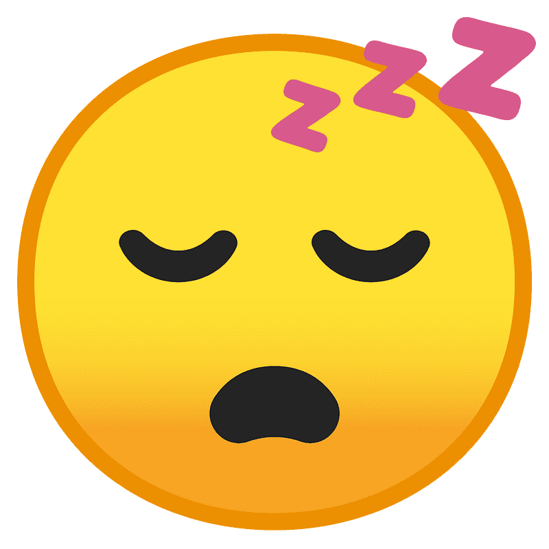 Sovende børn   Stock vektor   Colourbox