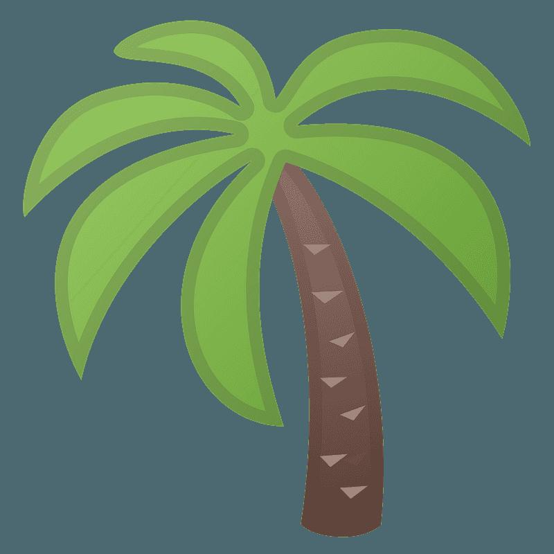 palme clipart kostenloser download  creazilla