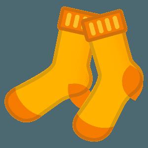 Socks emoji clipart