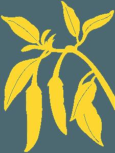 Pepperoni vektor silhouette