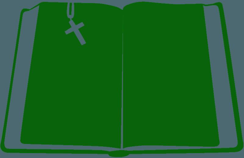 Silhueta De Biblia Aberta Vetores De Silhuetas Gratuitos Creazilla