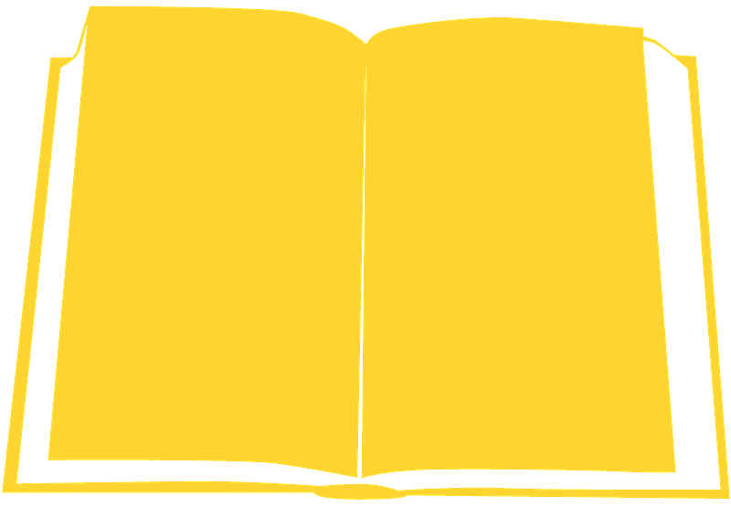 Livre Ouvert Silhouette Silhouettes De Vecteurs Gratuites