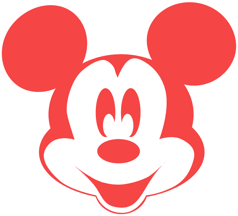 Mickey Head Template Mickey Mouse Clubhouse