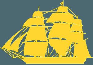 Fregatti siluetti