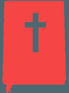 Библия - Векторный Силуэт