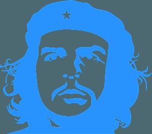 Che Guevara Stencil silhouette