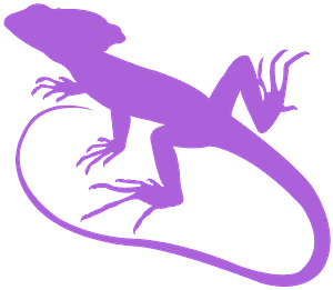 Basilic silhouette