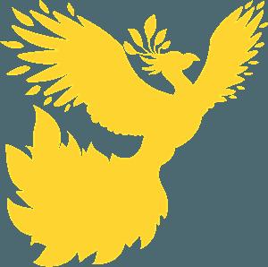 Silueta de Phoenix vector