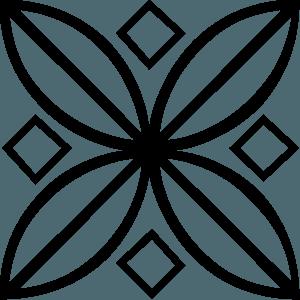 Mandala - Векторный Силуэт