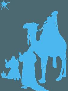 Tre Kungar silhuett