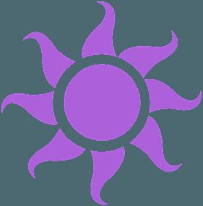 Sole silhouette