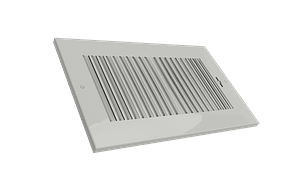 Ceiling Vent and Wire Frame 3D Model