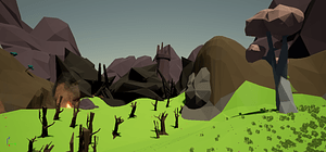 Low Poly Fantasy Asset Pack 3D Model