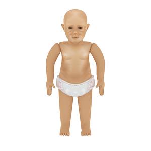 Baby Doll 3D Model