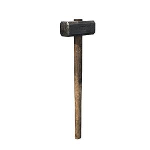 Sledgehammer 3D Model