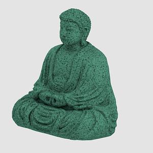 佛3D模型