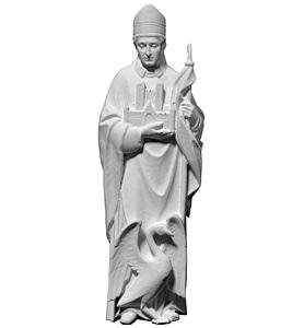 Saint Hugh 3D Model