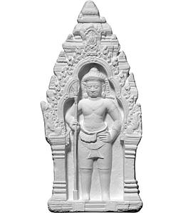 Gatekeeper of The Temple of Lolei 3D Model
