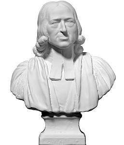 John Wesley 3D Model